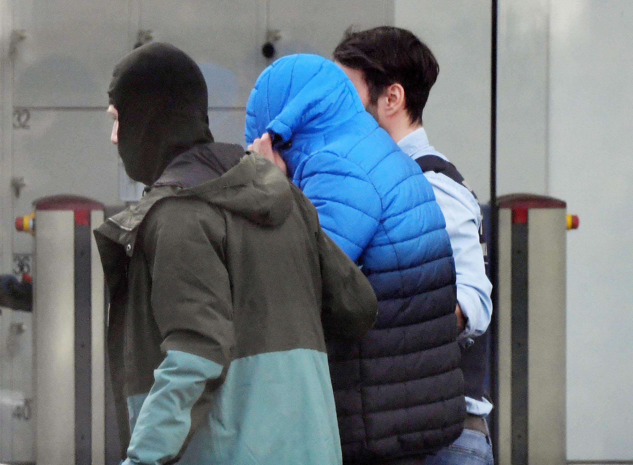 Terrorzelle plante Anschläge: Männer aus Landkreis Wittenberg und Salzlandkreis in Haft