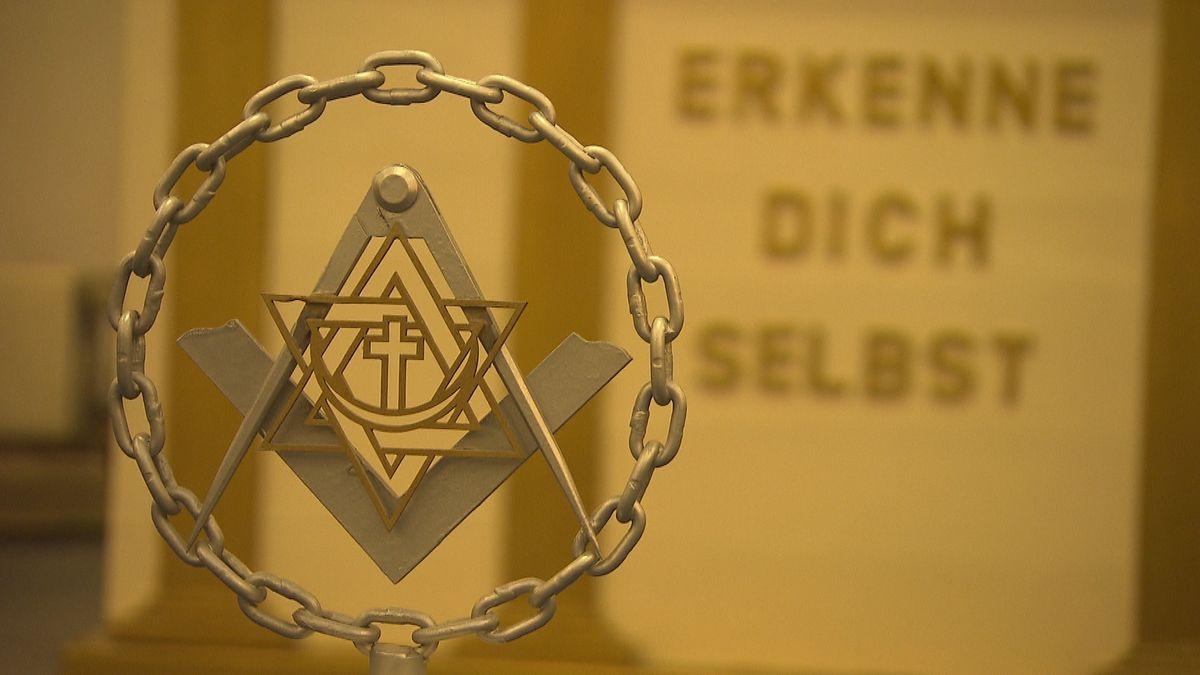 Symbole der Freimaurer