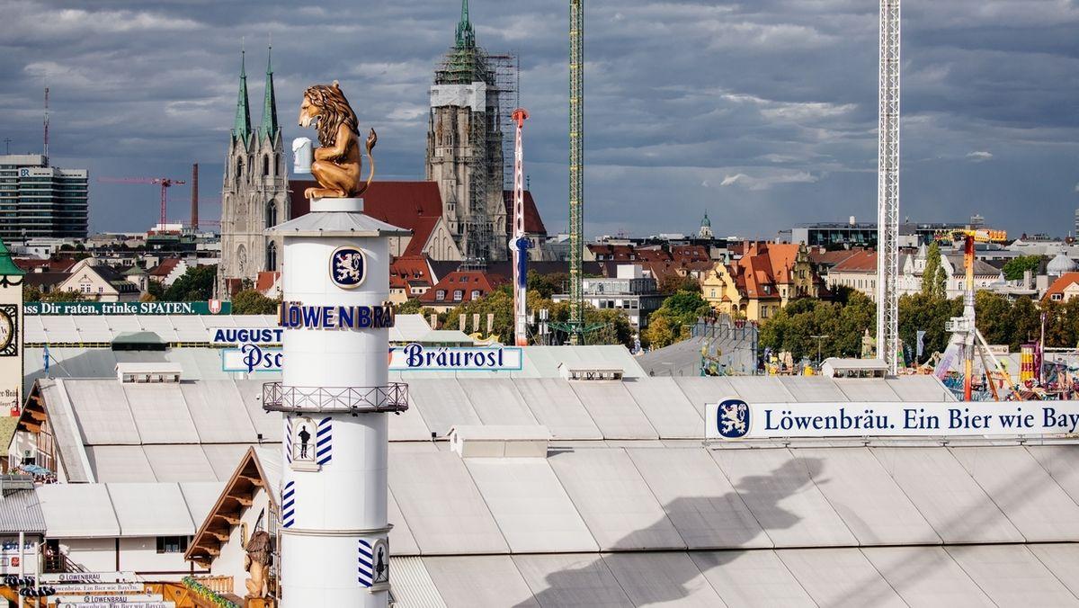 Archivbild: Münchner Oktoberfest