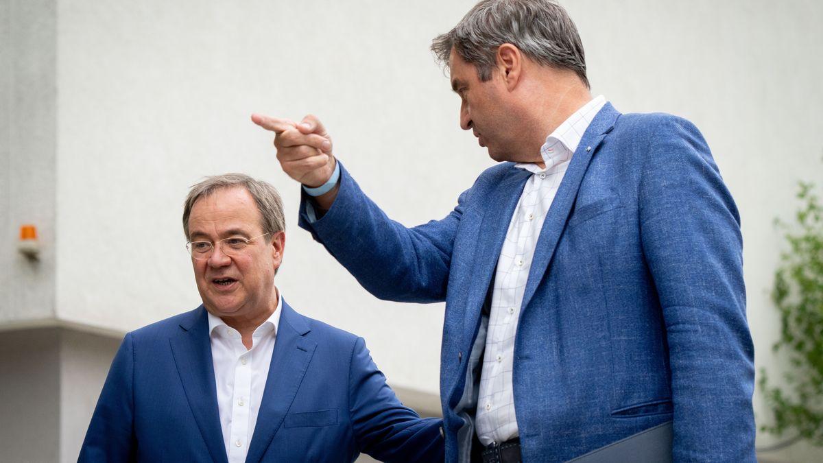 Söder im Wahlkampfmodus: Der Schattenmann der Union