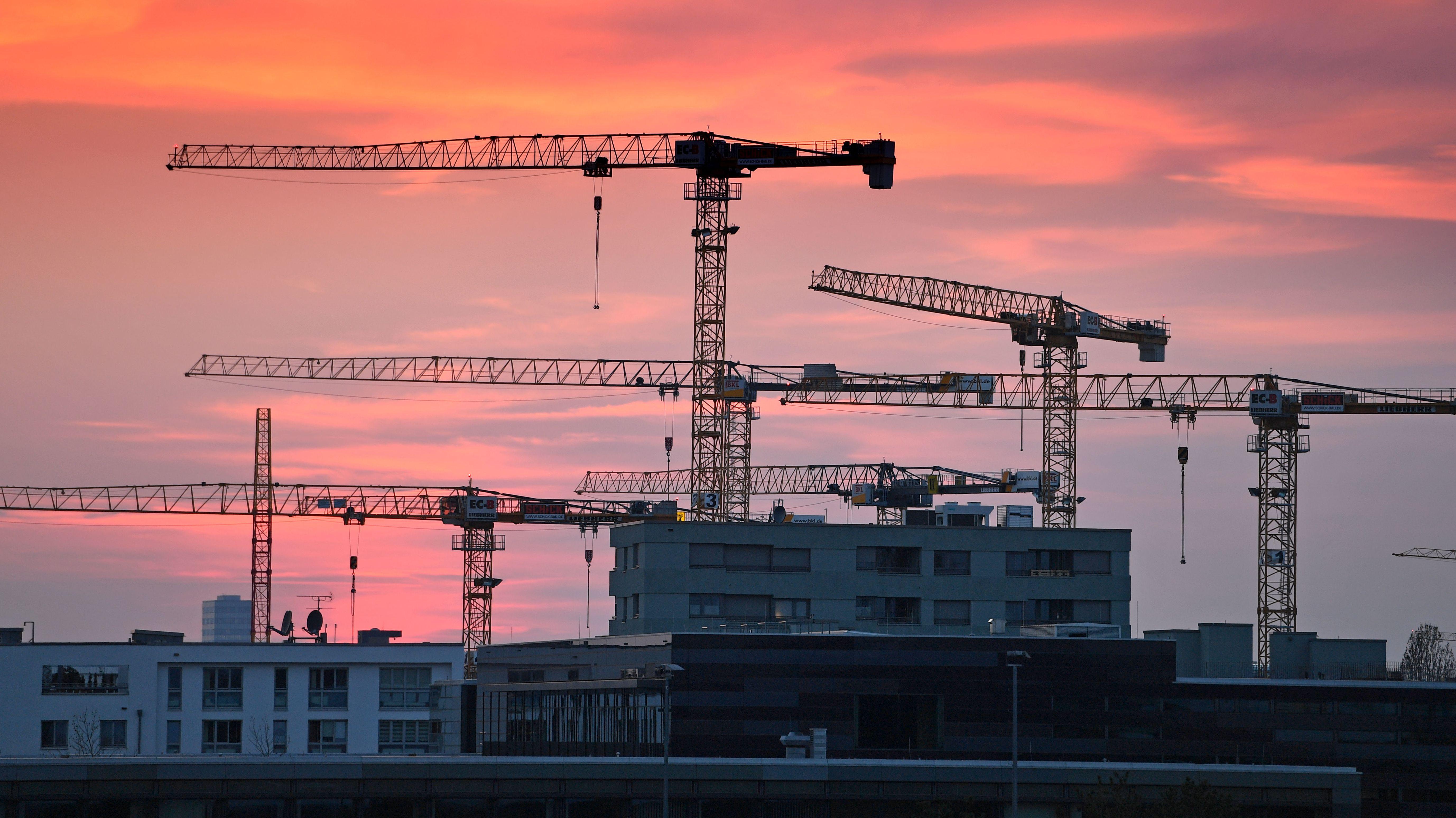 Wohnungsbau in München