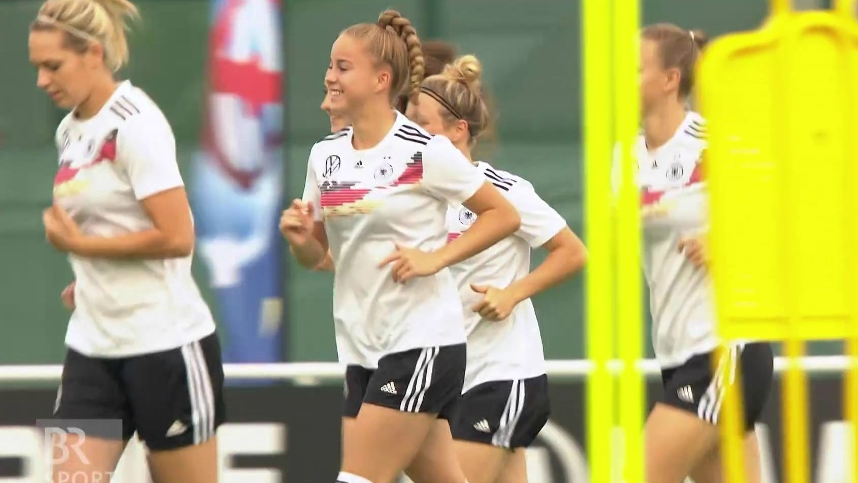 DFB-Frauen im Training