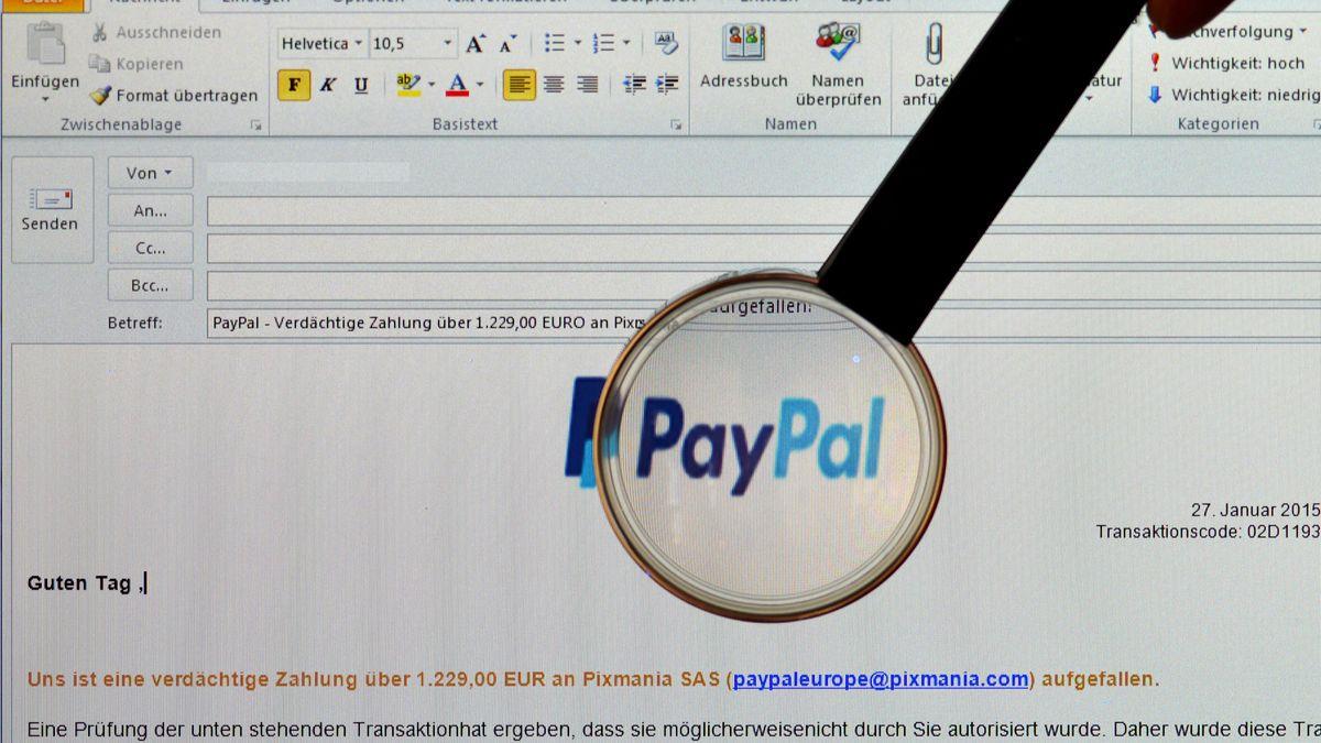 Neue Phishing-Attacke