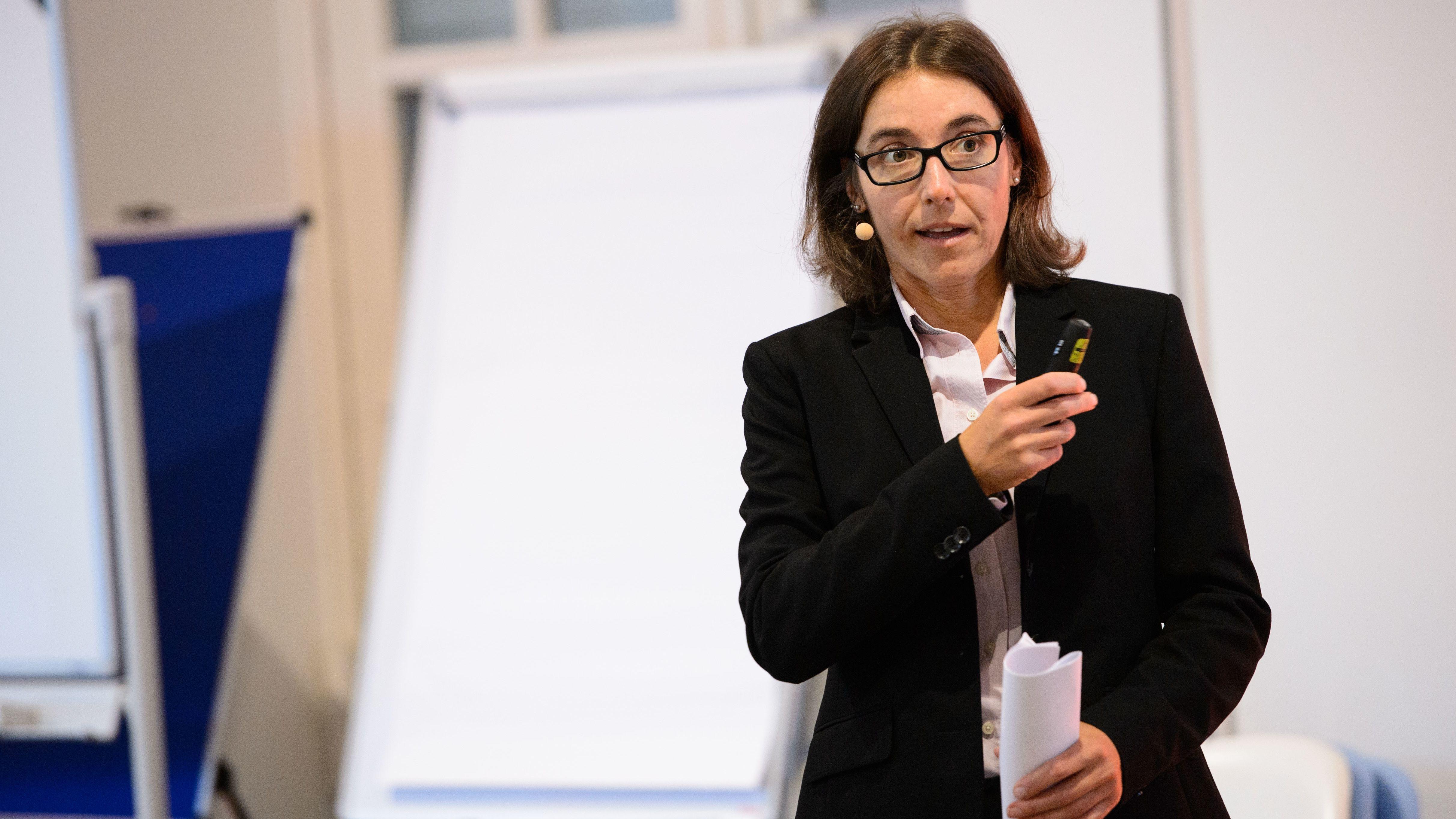 Susanne Steidl (Archivbild)