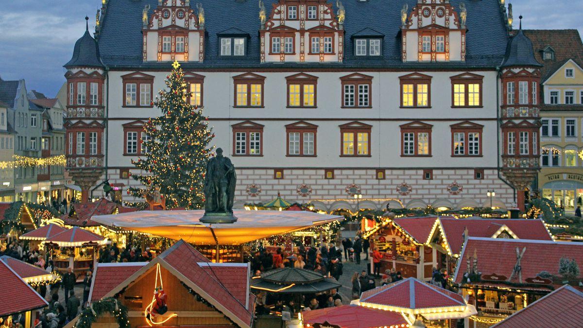 Ein Weihnachtsmarkt, wie es ihn in der Vergangenheit gegeben hat, fällt in Coburg in diesem Jahr aus. Nun wird ein Ersatz gefordert.