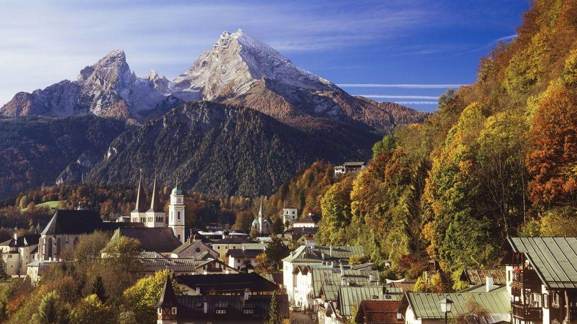 Landkreis Berchtesgadener Land.