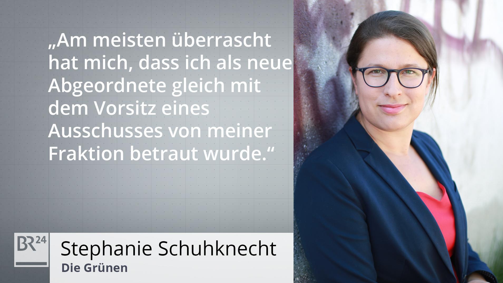 Portrait Stephanie Schuhknecht