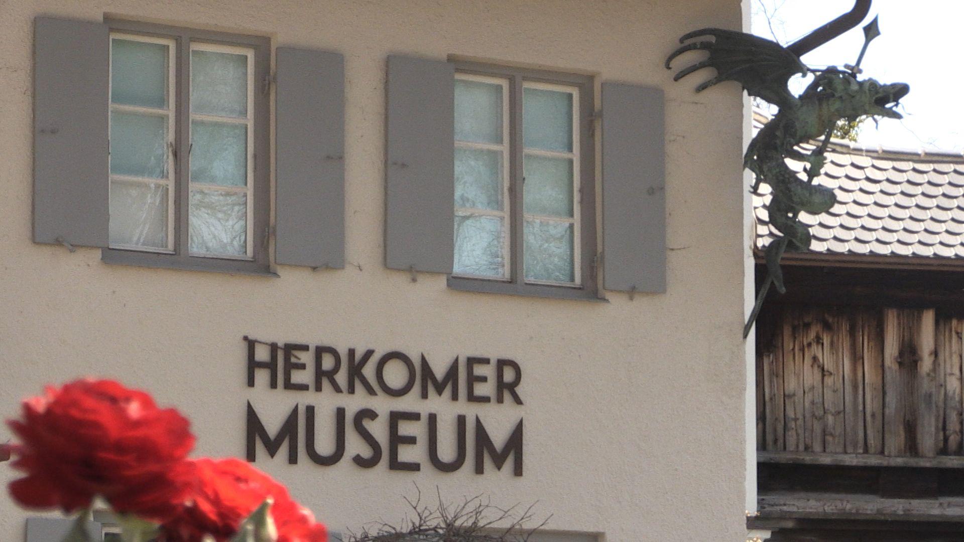 Herkomer-Museum in Landsberg am Lech