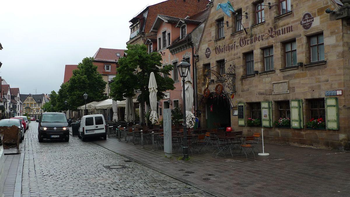 Gustavstraße, Fürth