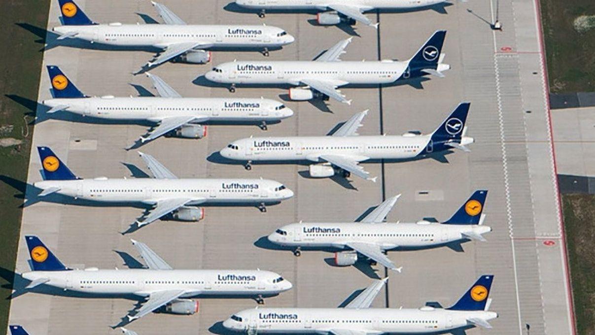 Staatliche Beteiligung an der Lufthansa