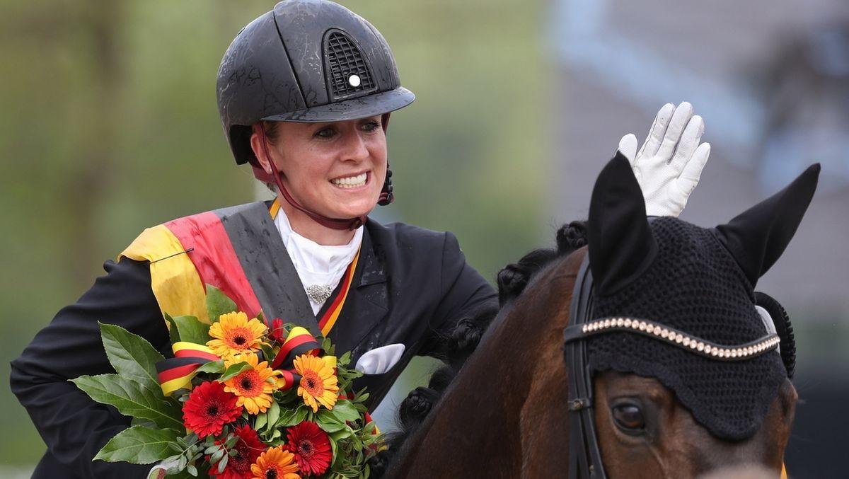 Dressur - Deutsche Meisterschaft