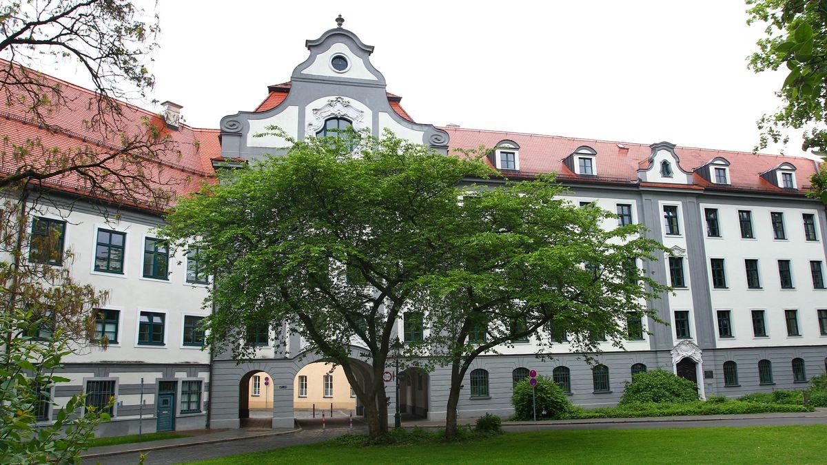 Die Regierung von Schwaben in Augsburg