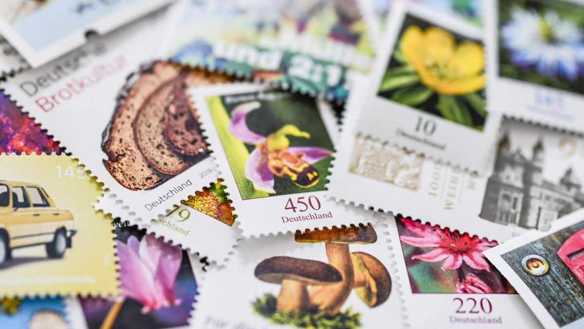 Deutsche Briefmarken