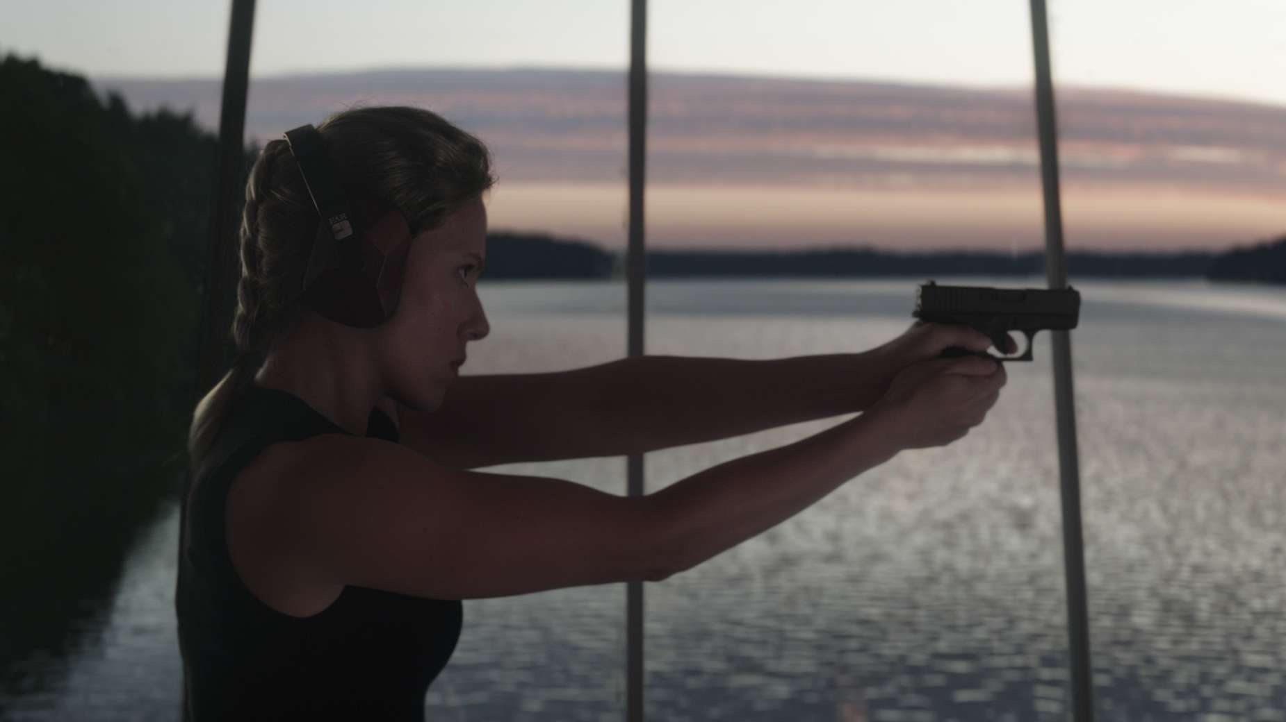 """Black Widow ( Scarlett Johansson) in """"Avengers: Endgame"""""""
