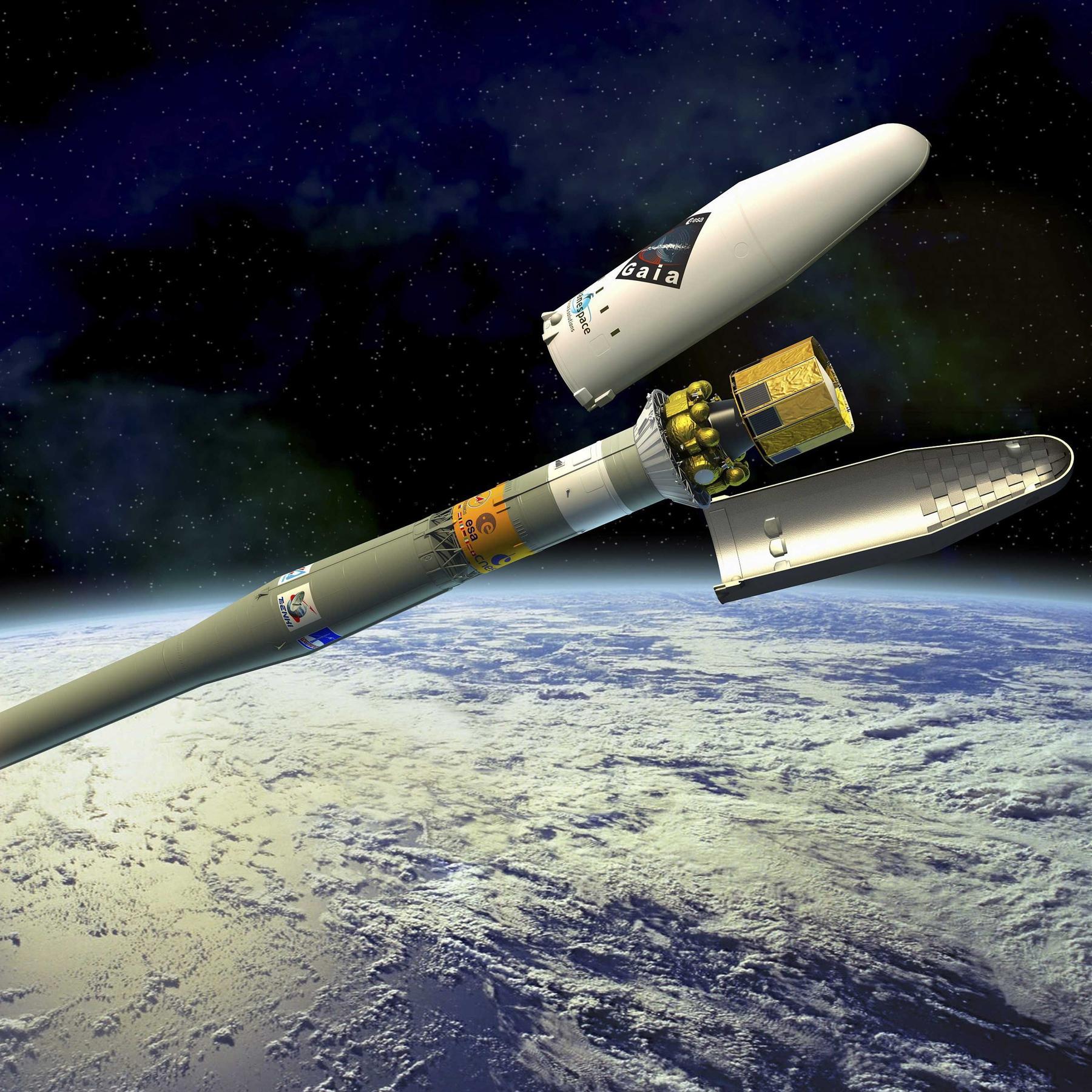 Gaia, Solar Orbiter & James Webb - Wozu braucht Europa Missionen ins All?