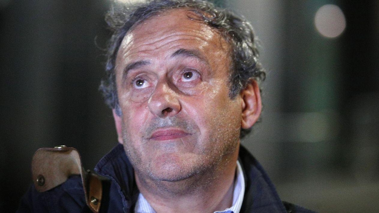 Früherer UEFA-Präsident Platini aus Gewahrsam entlassen