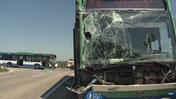 Schulbus-Unfall in Glonn | Bild:BR