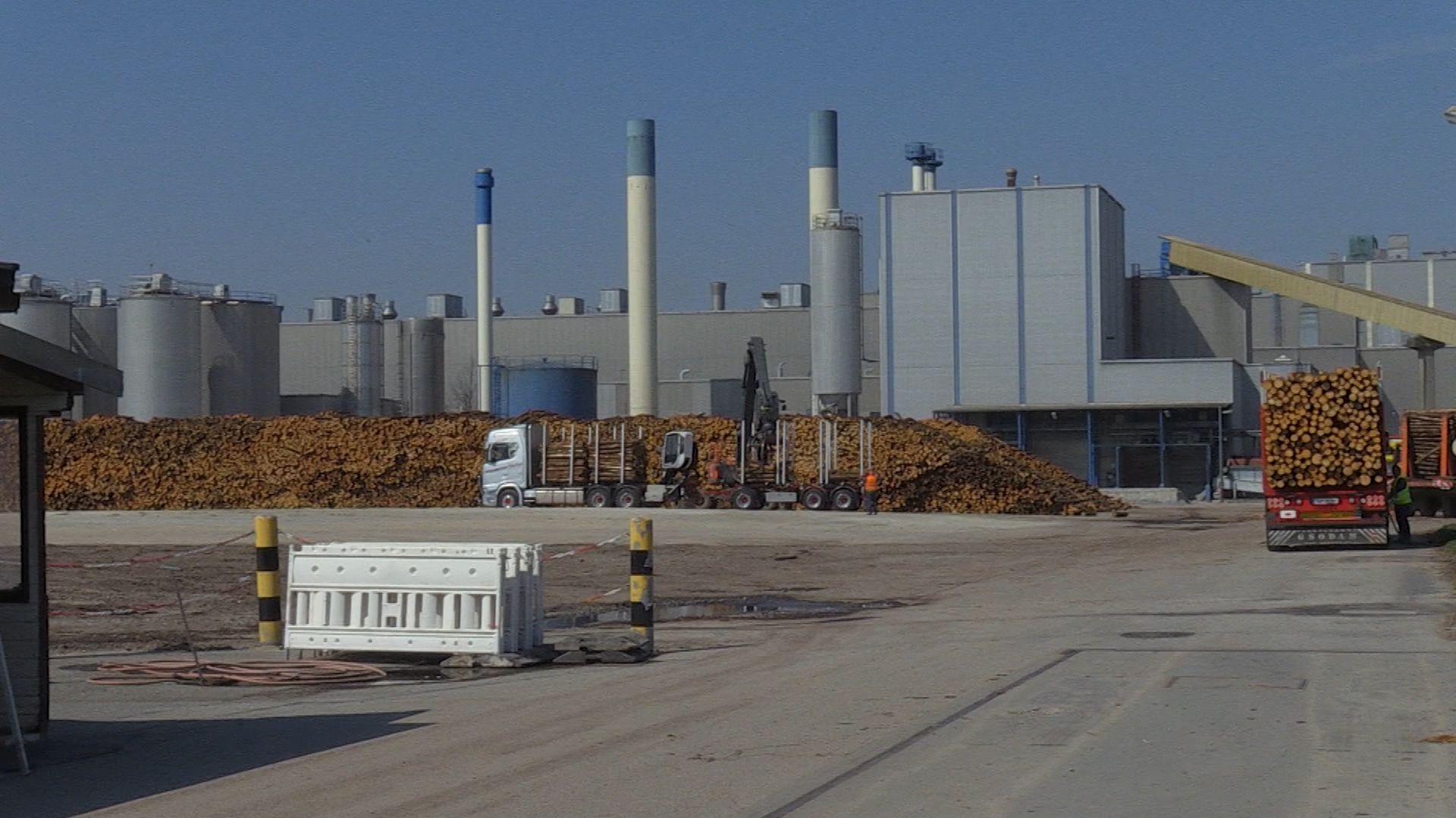 Papierfabrik Plattling