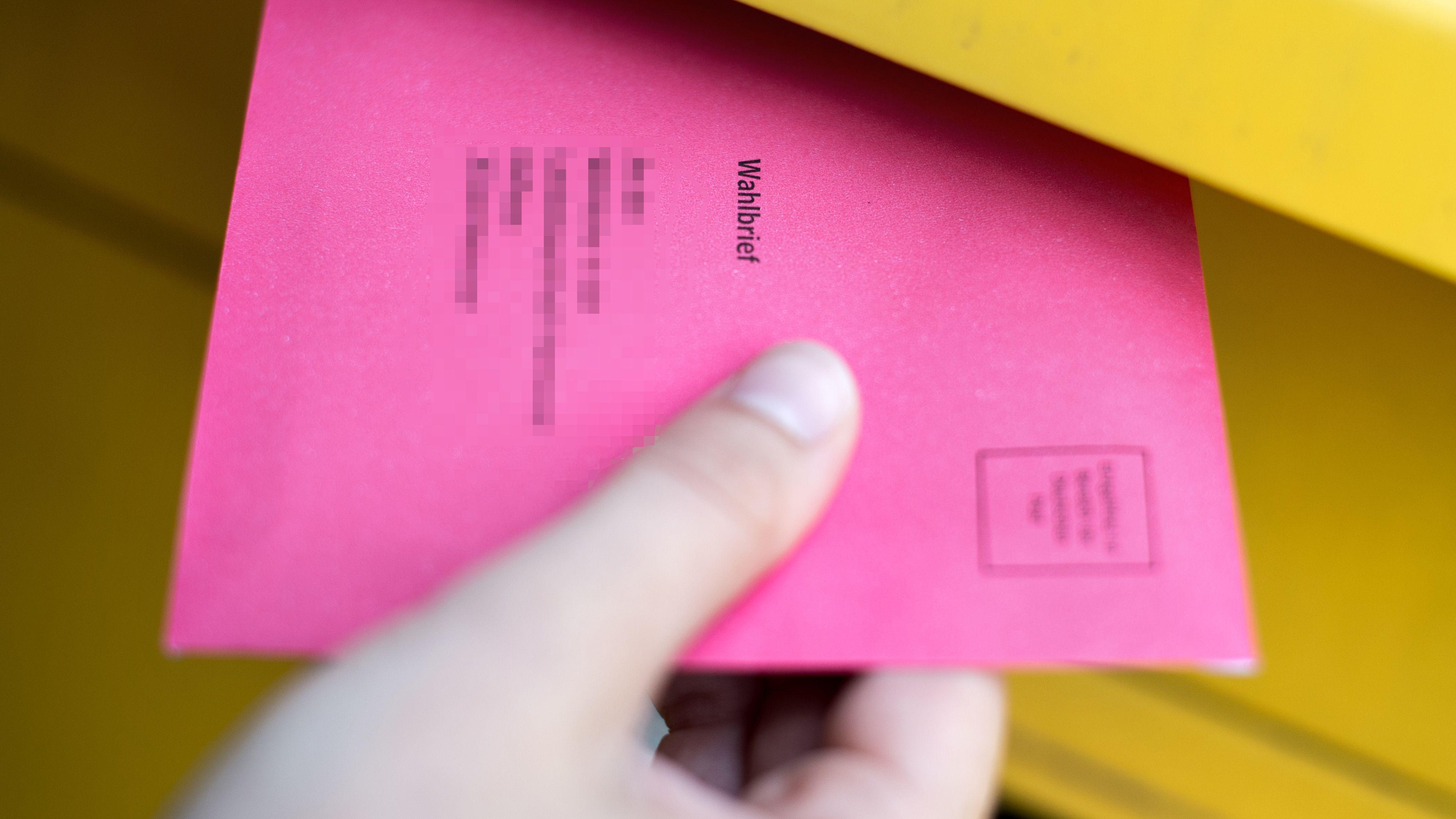 Briefwahl (Symbolbild)