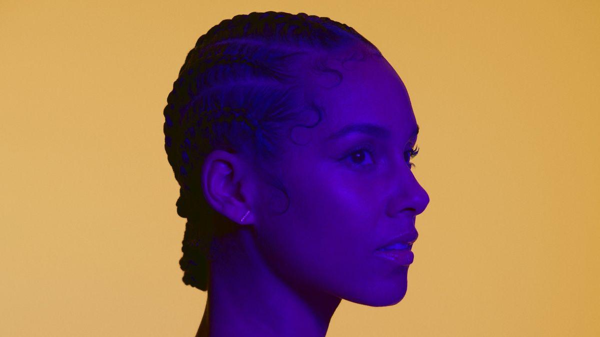 """""""Die beste Therapie, die ich je hatte..."""": Das sagt Alicia Keys über ihr neues Album."""