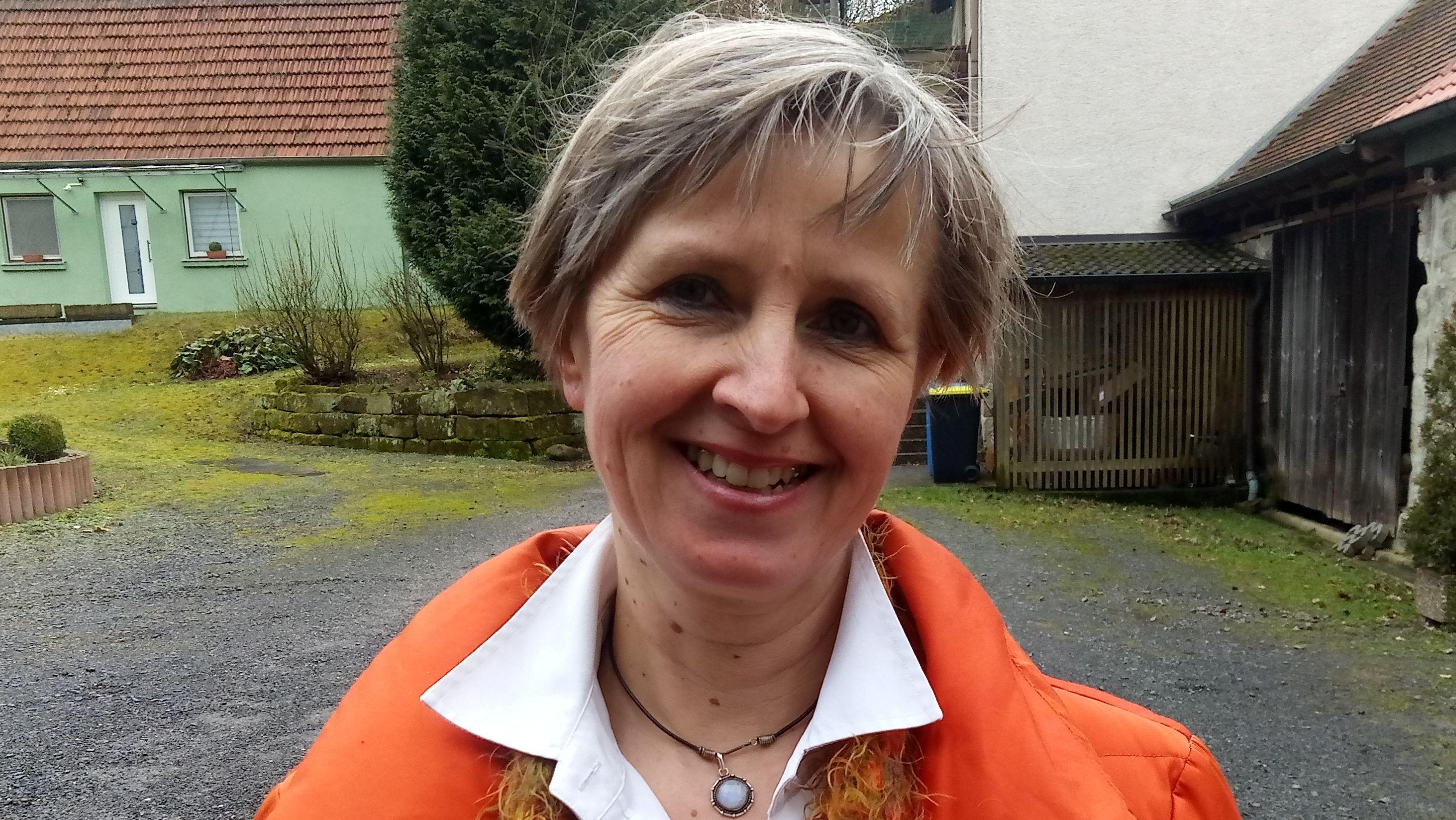 Ruth Frank aus Breitbrunn