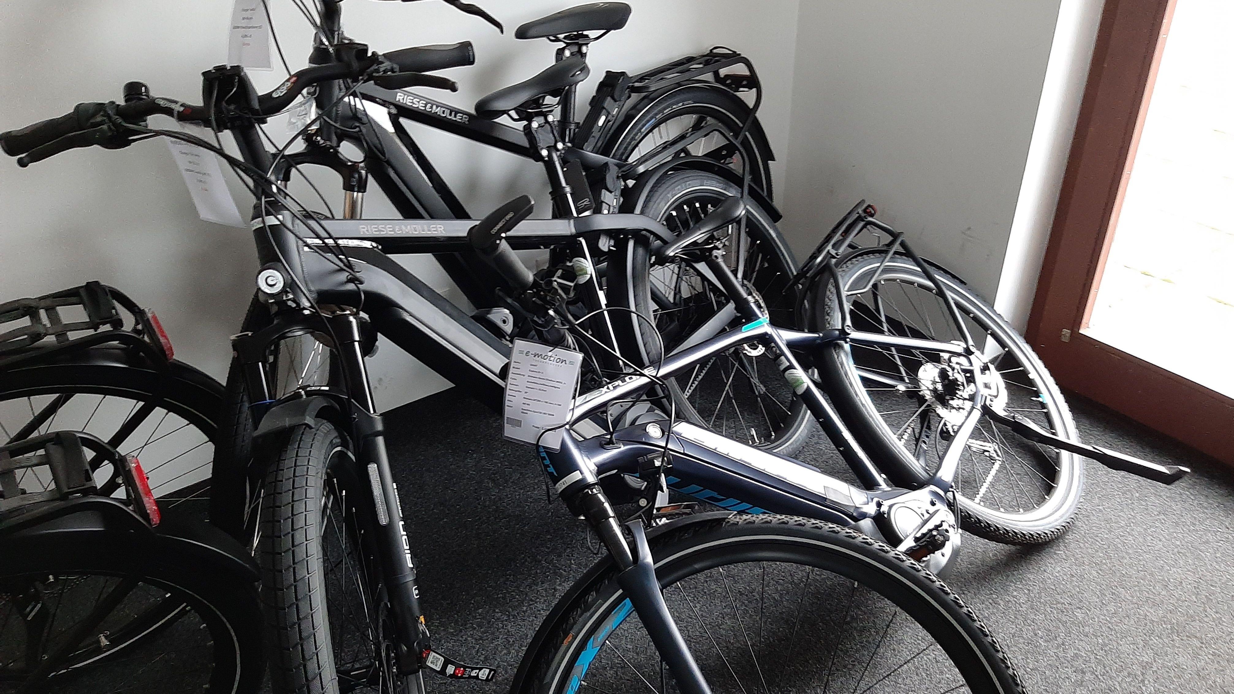 Einbruch in einen Würzburger Fahrradladen