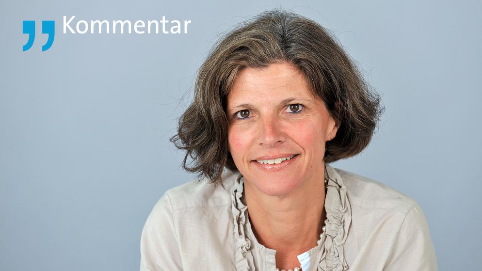 Jeanne Rubner, Leiterin der Redaktion Wissenschaft und Bildungspolitik im Hörfunk des Bayerischen Rundfunks