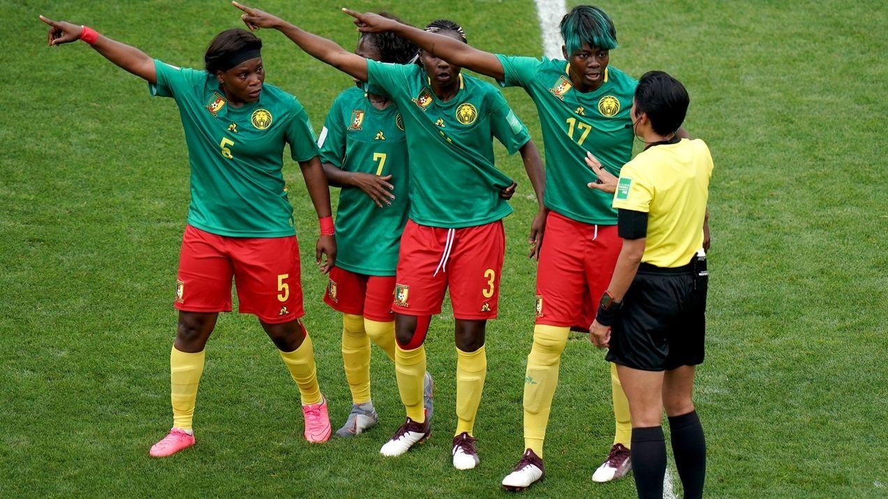 Frauenfußball-WM - England - Kamerun