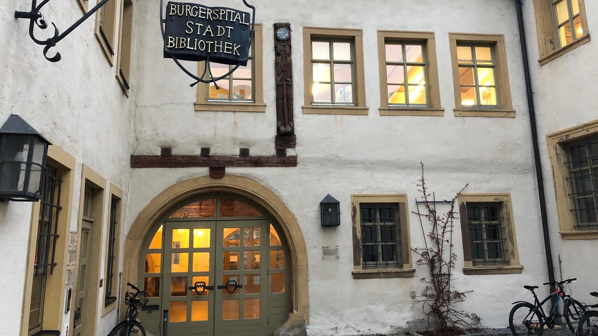 Stadbibliothek Gerolzhofen