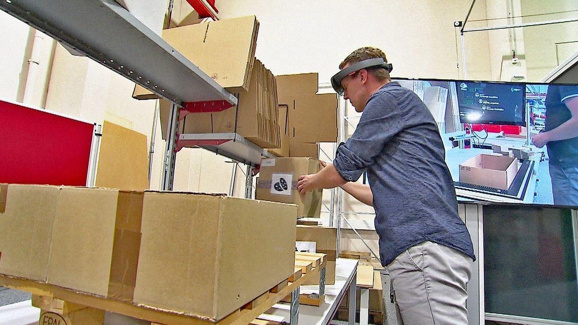 Pakete enthalten meist zu viel Verpackungsmaterialien und Luft