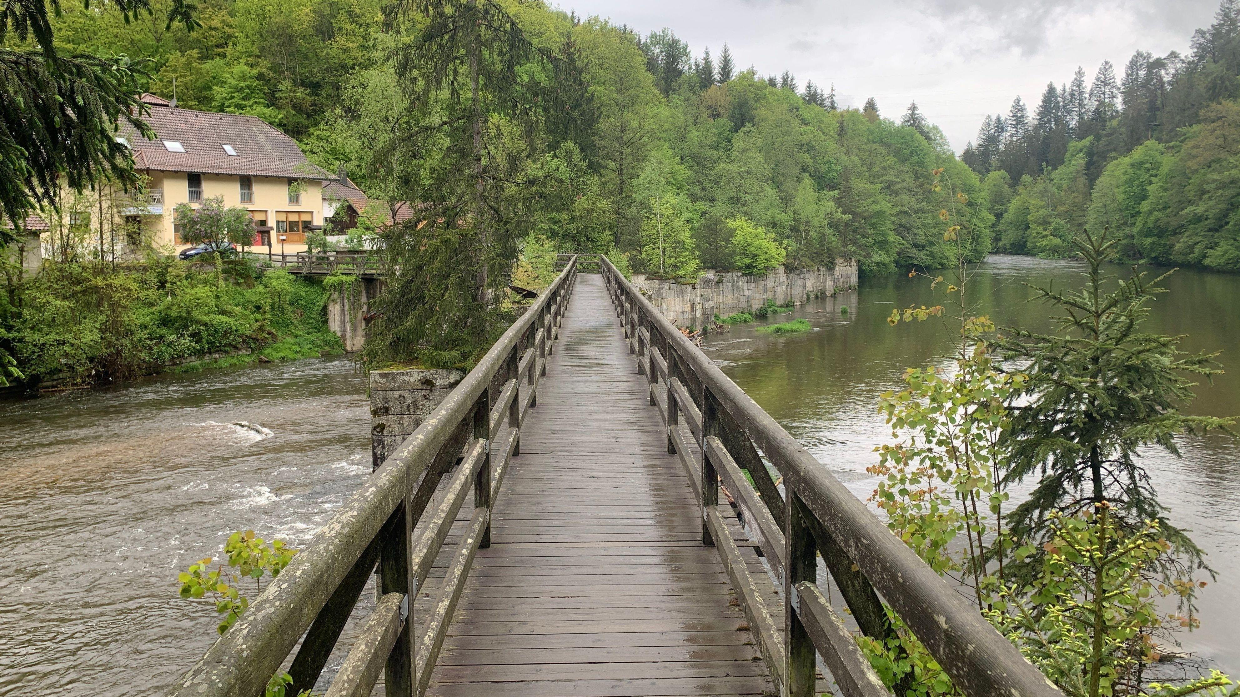 Pension am Stadtrand von Passau