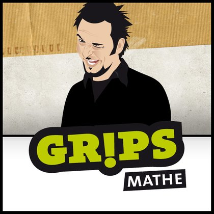 Podcast Cover GRIPS Mathe | © 2017 Bayerischer Rundfunk
