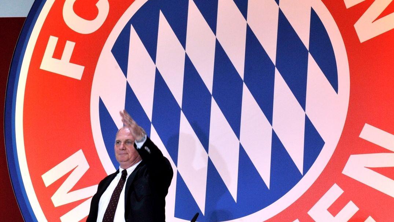 «Bild»: Hoeneß tritt nicht zur Wiederwahl als Bayern-Präsident an