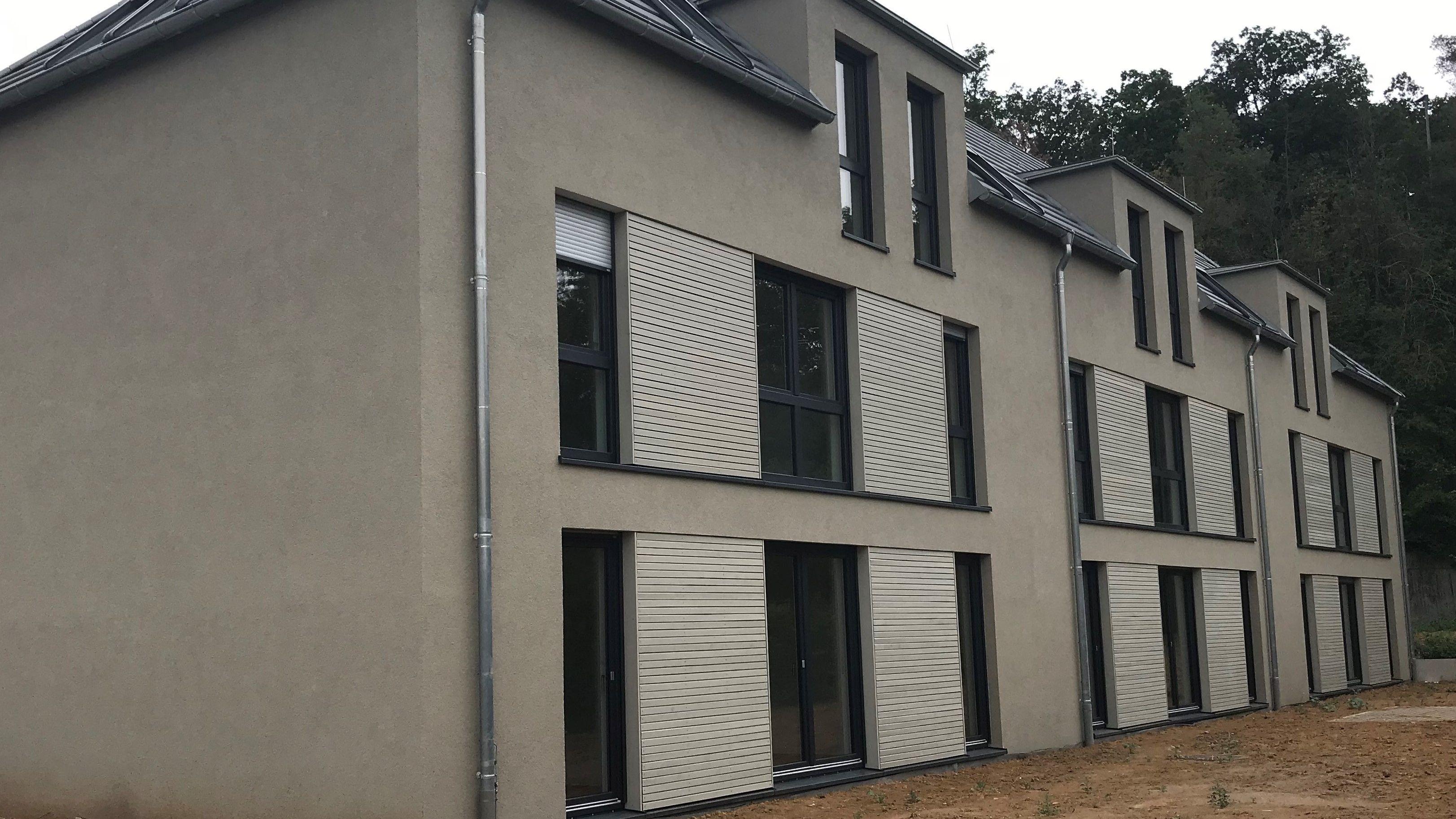 Staatliche Wohnanlage in Höchberg ist bezugsfertig