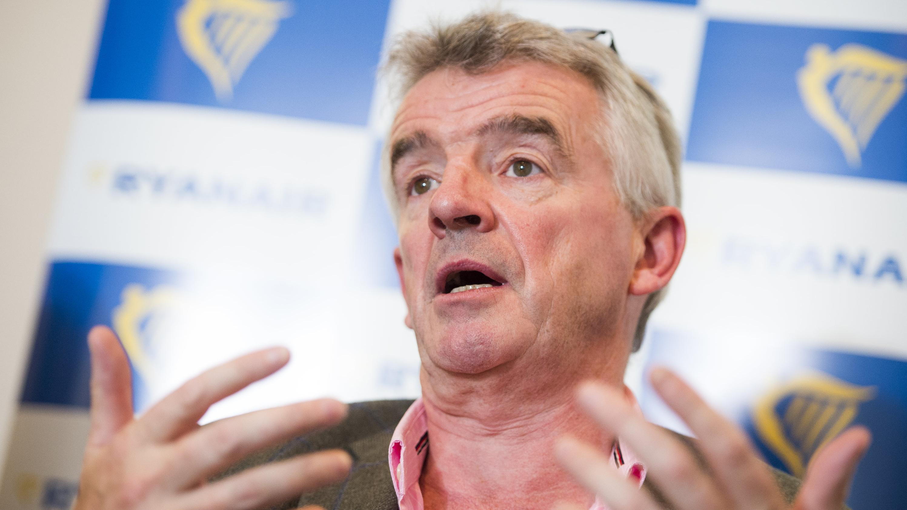Michael O'Leary, CEO von Ryanair