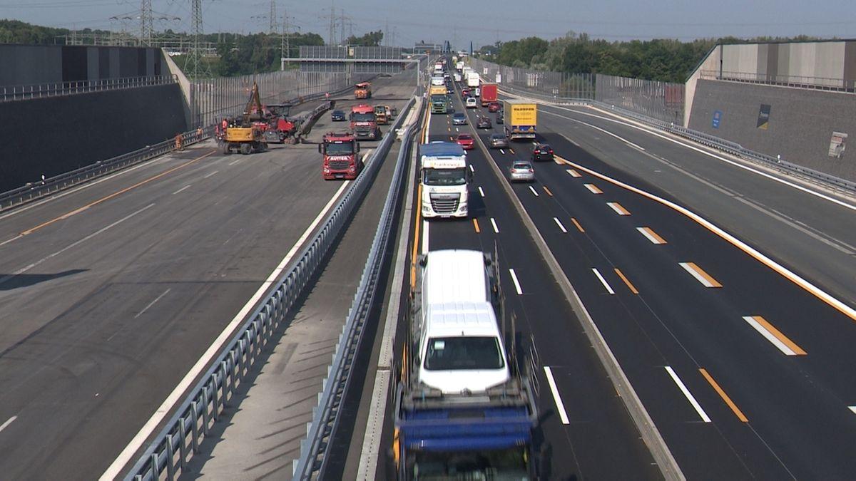 Autobahnkreuz Fürth-Erlangen teilweise gesperrt