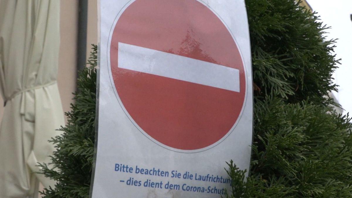 Corona-Schutzmaßnahmen in Passau