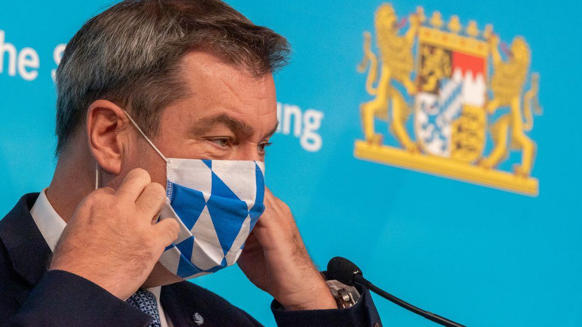 Einen Tag vor dem Bund-Länder-Gipfel zu Corona berät das bayerische Kabinett über die Lage.