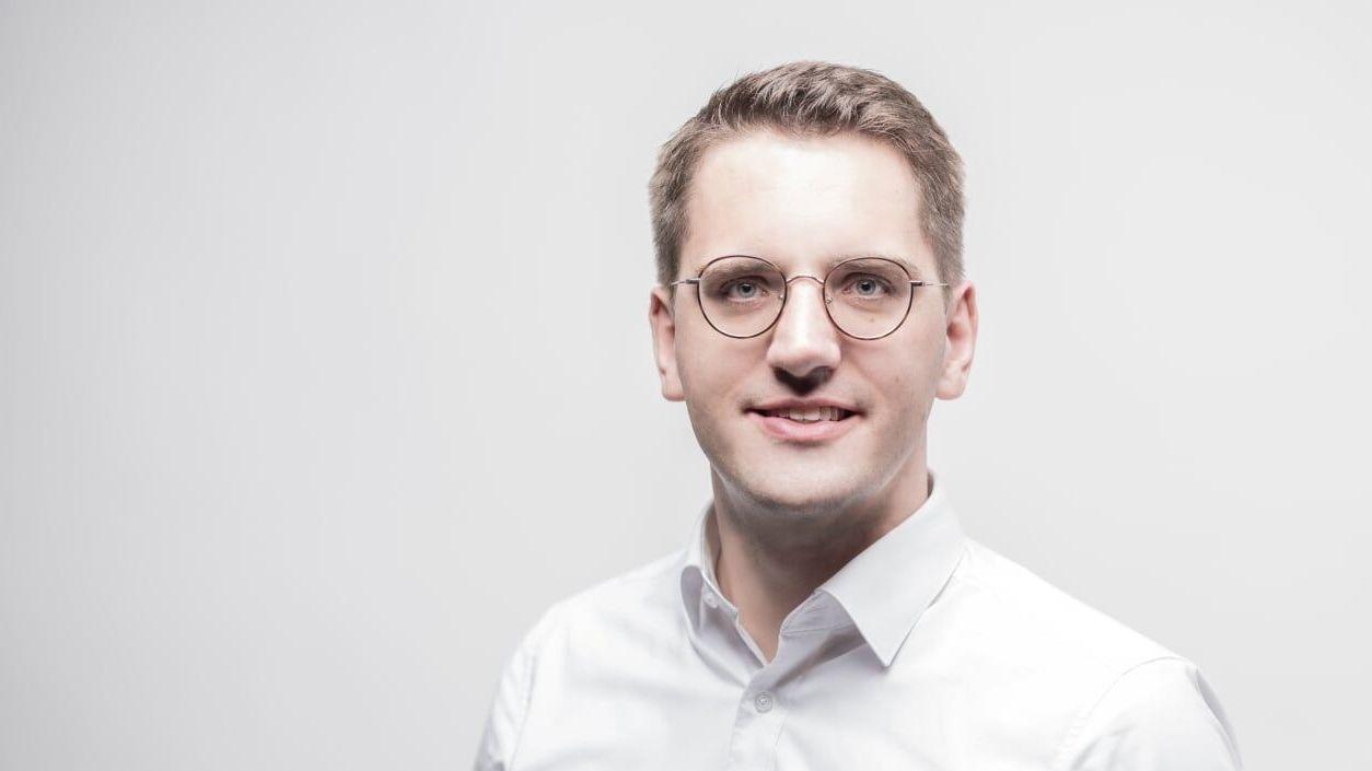 Der designierte JU-Vorsitzende Christian Doleschal