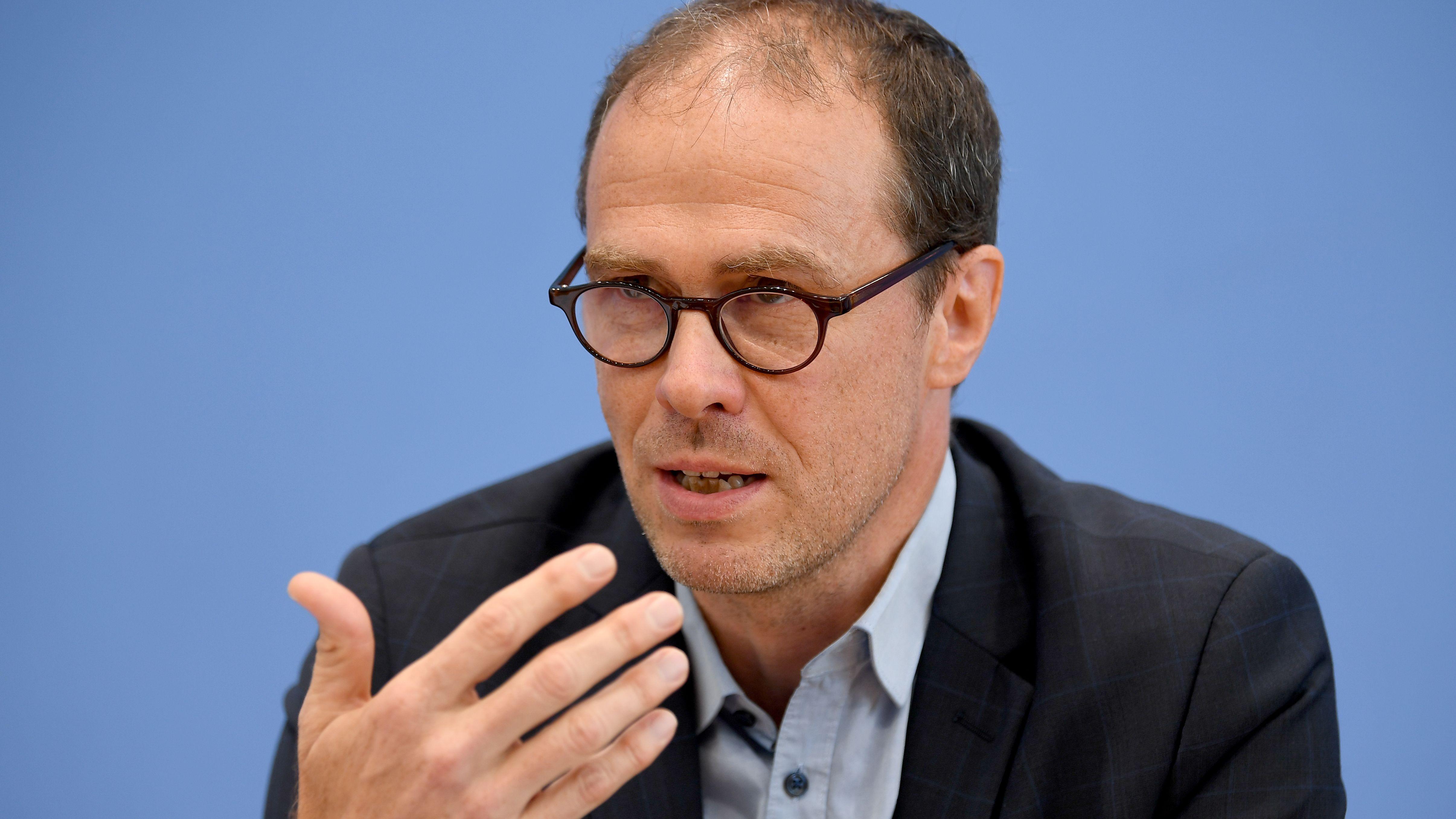 Martin Kaiser, Geschäftsführer von Greenpeace