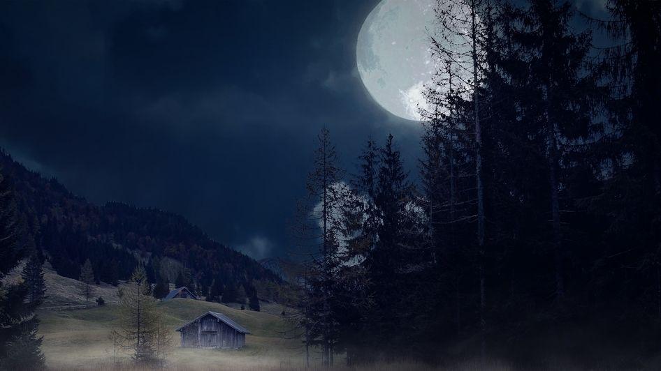 Geheimnisvolle Nacht