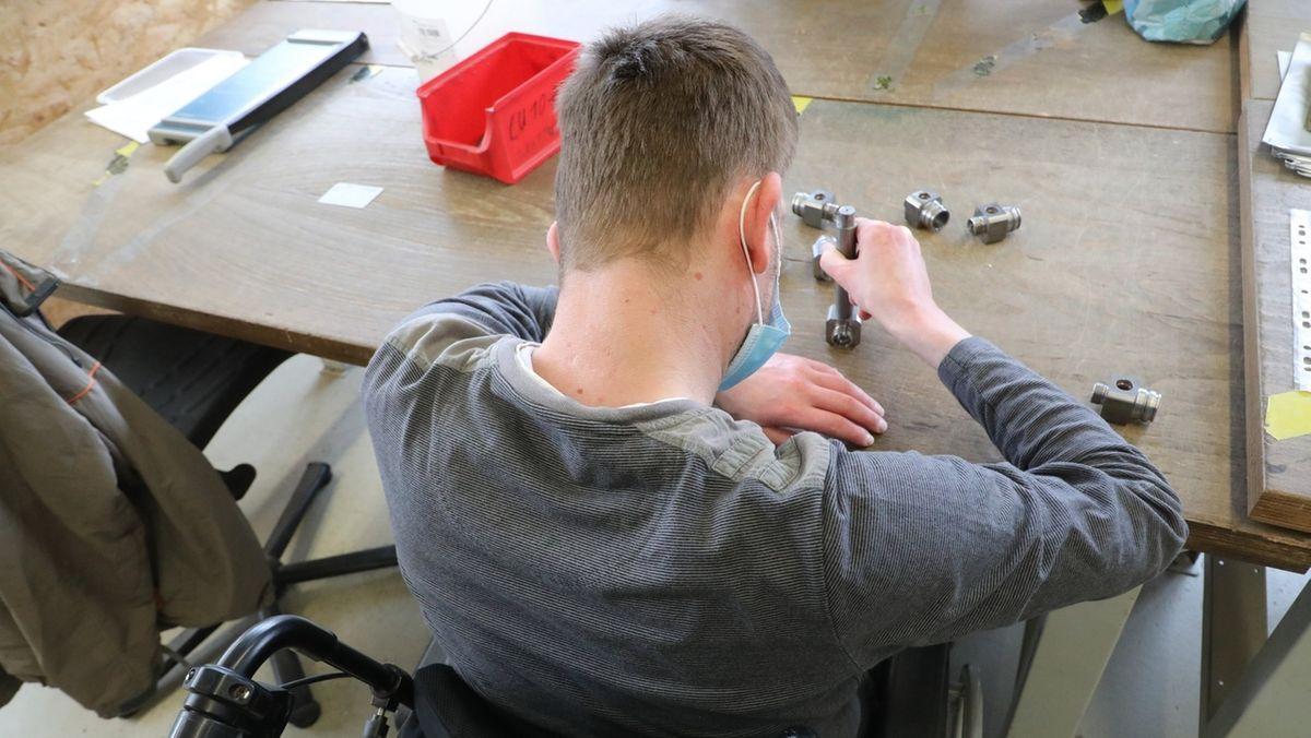 Werkstätten für Menschen mit Behinderung