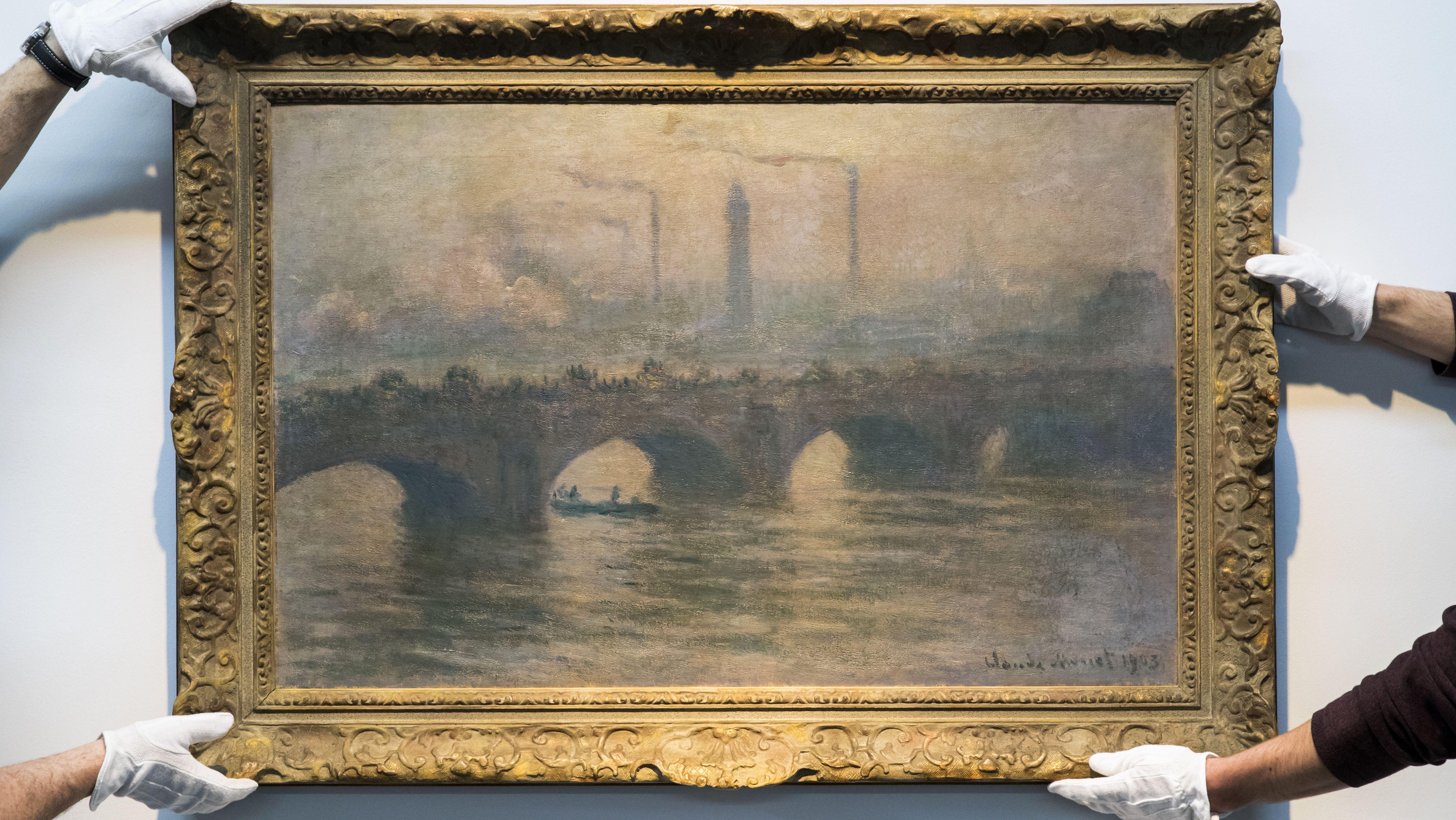 Kunstdiebe entwenden Gemälde, Schmuck und Juwelen bei den größten Kunstrauben der letzten Jahre. (Symbolbild)