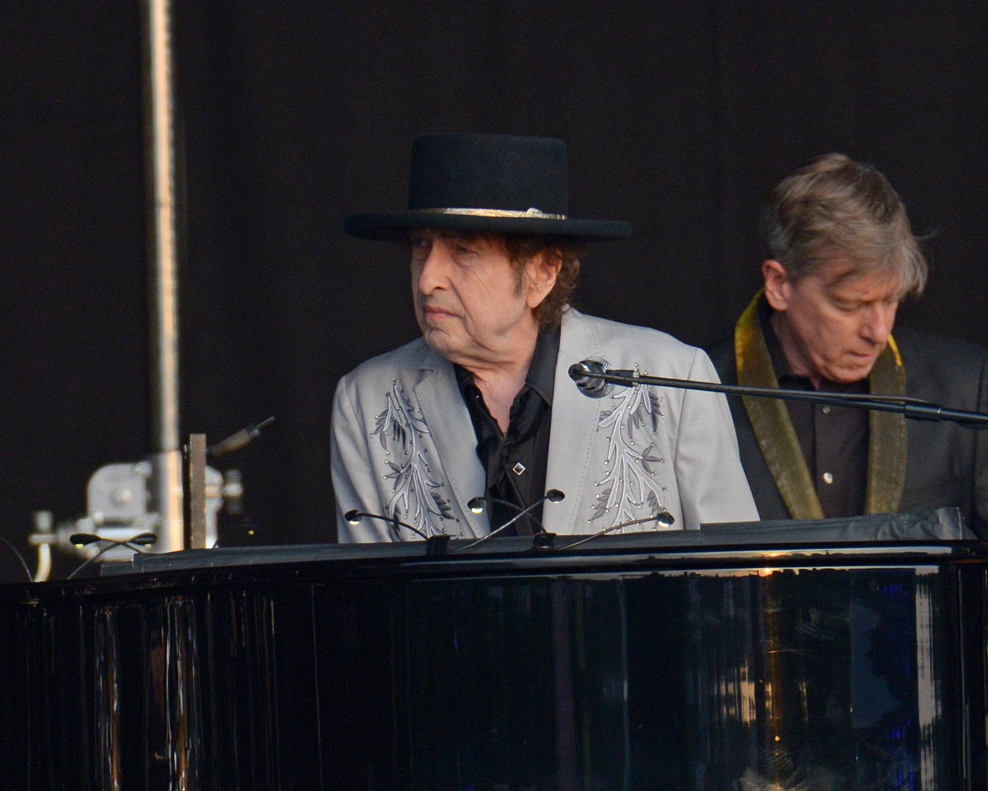 Bob Dylan verkauft seine gesamten Song-Rechte