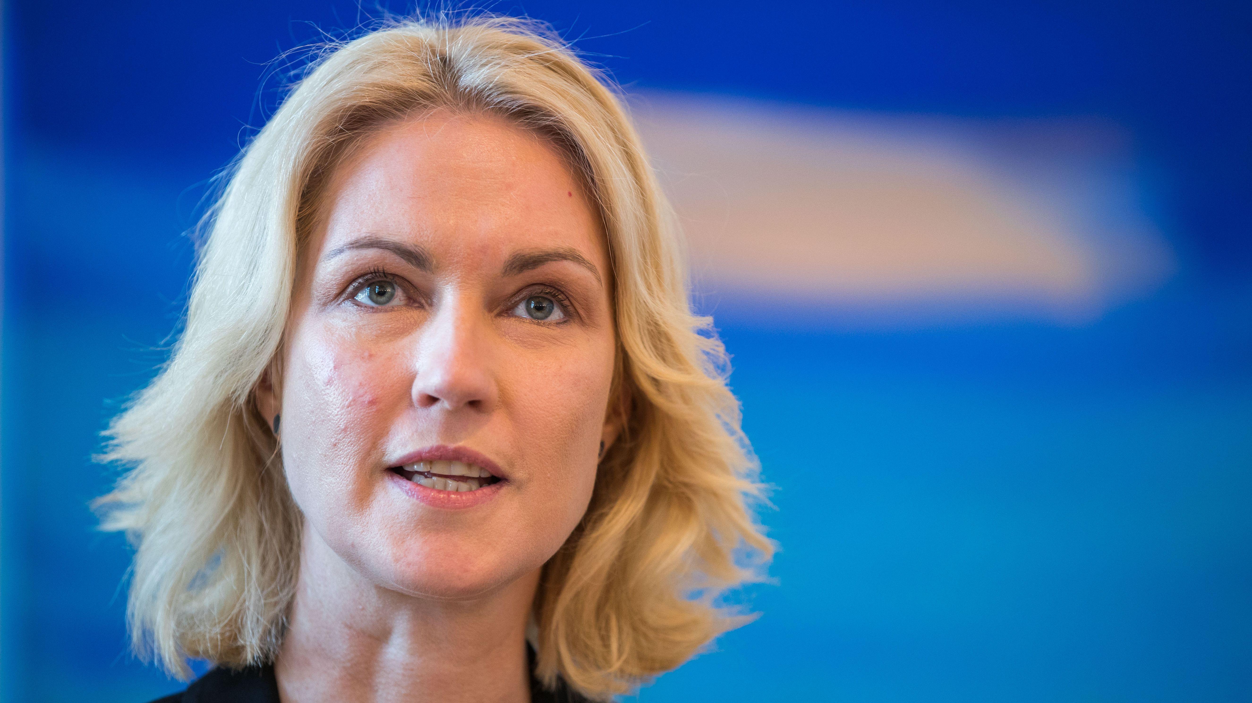 SPD-Politikerin Schwesig