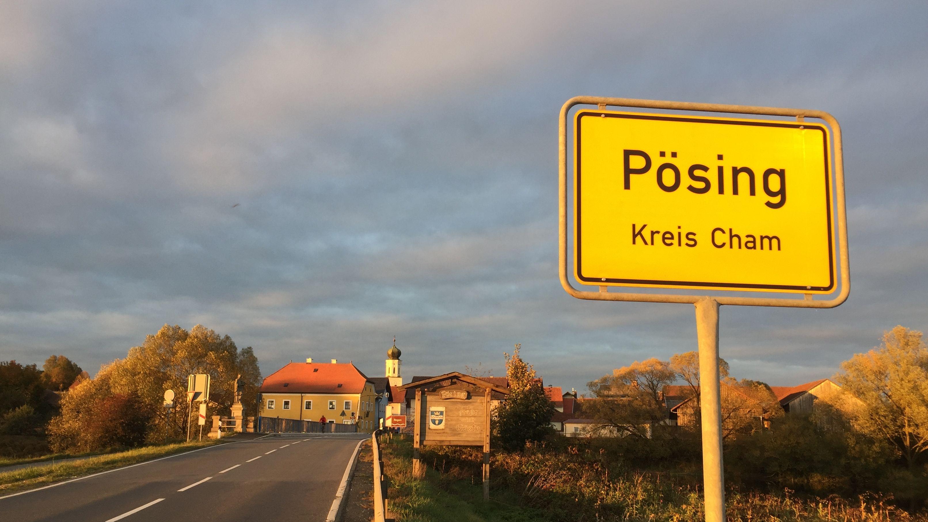 Pösing sucht einen Bürgermeister-Kandidaten