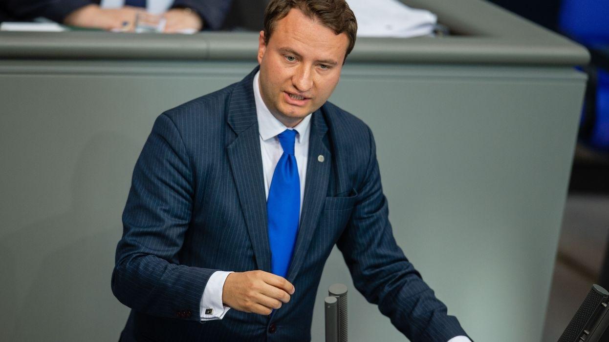 Bundestagsabgeordneter Mark Hauptmann (CDU)