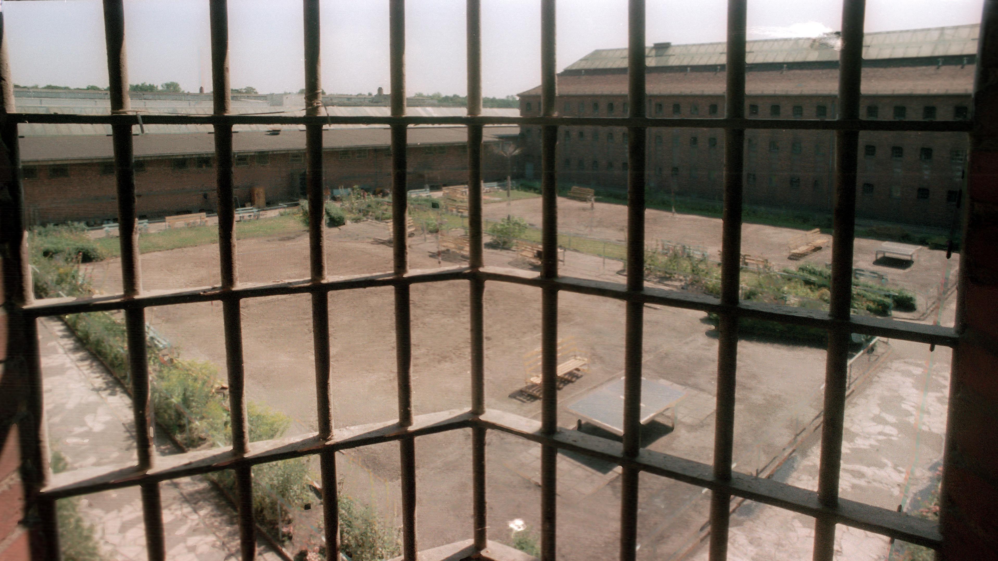 Das Gefängnis Brandenburg