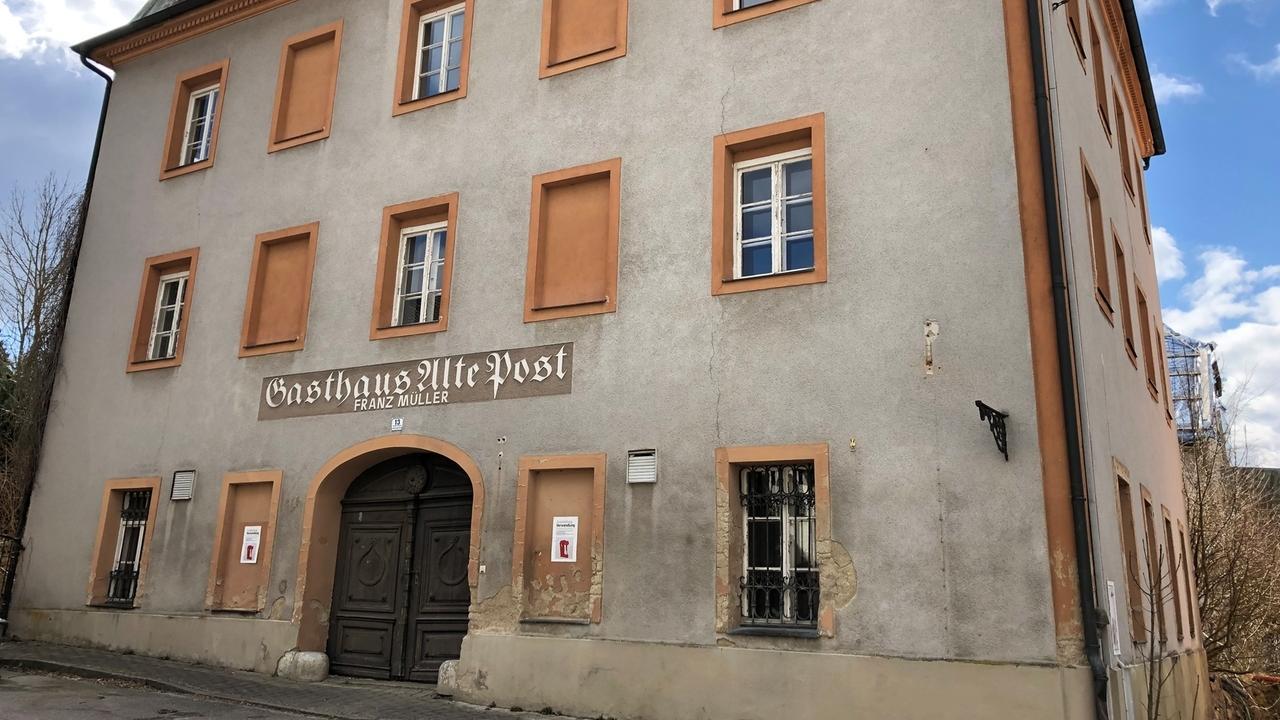 "Gasthaus ""Alte Post"" in Triftern (Lkr. Rottal-Inn)"
