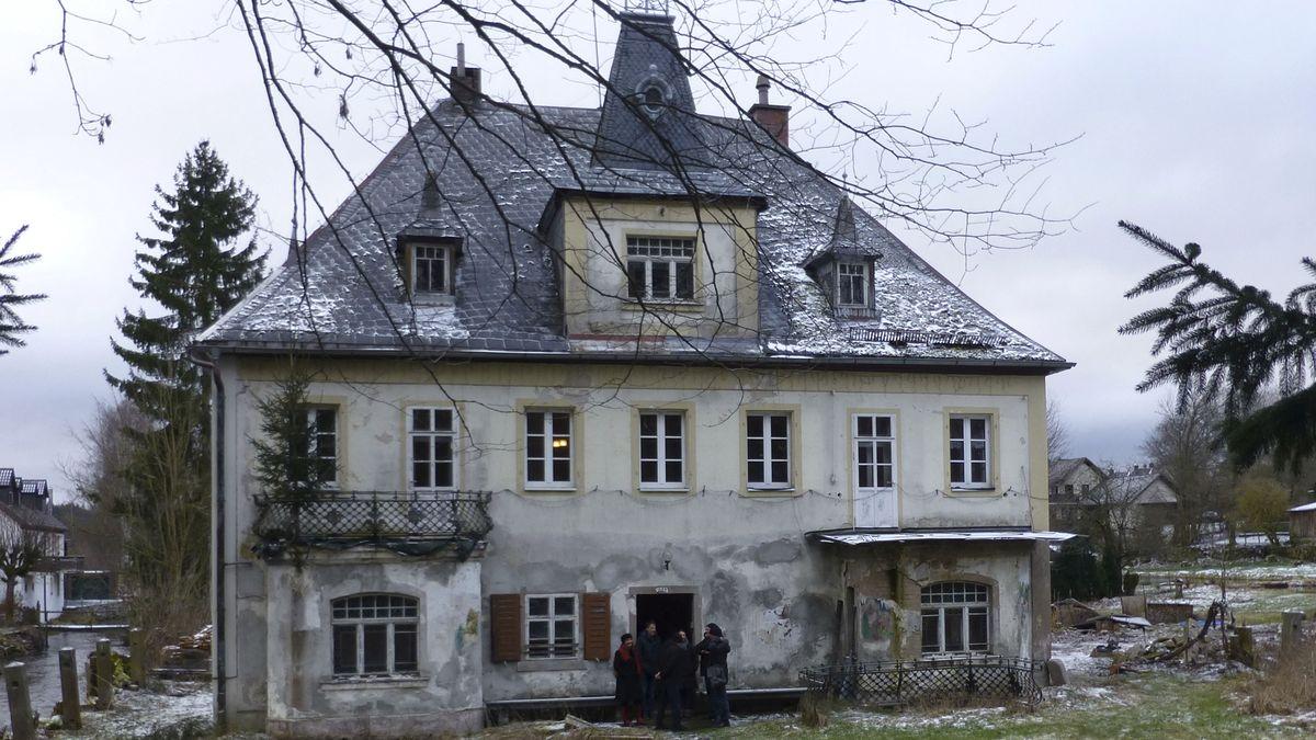 Das Fischhaus Weißenstadt